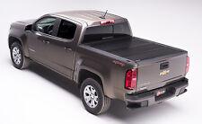 "BAK INDUSTRIES 26121 Aluminum Hard Folding Tonneau 6'6"" Bed Cover for Silverado"