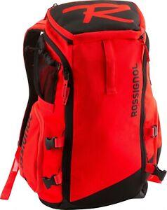 Rossignol Hero Boot Backpack, ski race rucksack helmet gear holdall
