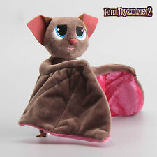 "New Hotel Transylvania Mavis Bat Adjustable Wings Soft Plush Toy 7"" Bat Gift"