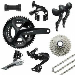 Shimano 105 R7000 2x11 Speed Road Groupset