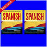 Pimsleur Spanish Complete Course 1A and 1B. Brand new & boxed. Latest versions.