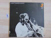 Schallplatte  ST33 Vinyl. Albert Mangelsdorff