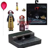 NECA IT Pennywise Accessory Set Clown Stephen King 2017 Ultimate Action Figure