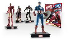 Collezione Marvel Heroes 3D Centauria, 24 statuine