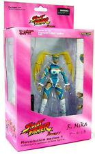 """Street Fighter Revolution R.Mika  6"""" Video Game Action Figure by Sota Toys"""