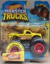 Hot Wheels Monster Trucks ~ All Fried Up ~ Die-Cast Vehicle