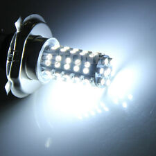 H4 68-SMD 3528 LED 6500K 310-Lumen White Fog Light Bulb Headlight Car DC 12V