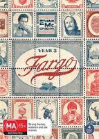 Fargo Year 3 Season Three Thrid DVD NEW Region 4