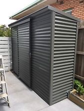Garden Shed - Horizontal Corrugated Style - Melbourne - Made To Order