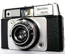 CAMERA > DACORA DIGNETTE  35mm with ISCO Gottingen lens 1:2.8 /45mm  - W. GERMAN
