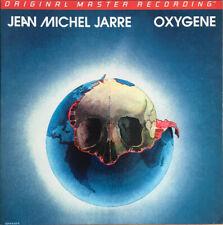 Jean Michel Jarre Oxygene MFSL 1-212 Mofi Sealed #2338 Rare Audiophile