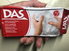White DAS Air Dry Clay 17.6 oz.