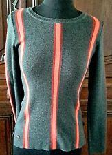 Pull  en laine LACOSTE en taille 36  NEUF