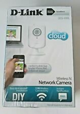 D-Link DCS-930L Wireless Day Network Cloud Camera Surveillance Motion Detection