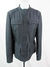 Tommy Hilfiger Womens Blue Casual Blazer Jacket Unsized