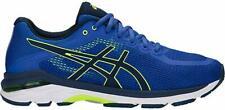 ASICS Men's Gel-Pursue 4 Running Shoes, Blue/Dark Blue/Safety, 7 D(M) US