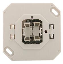 REV-Ritter iComfort Funk-Wandsender weiß 0086320103 Schalter 2x ON/OFF Empfänger