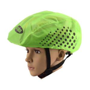 Reflektierende Fahrradhelm-Abdeckung Wasserdichter winddichter Fahrradhelm-RR_yk