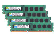 4X 8GB DUOMEIQI 8GB DDR3 1600Mhz 2Rx4 PC3-12800 RAM Desktop Memory Only For AMD
