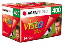 AgfaPhoto Vista Plus 400 24shots Colour Film 614240