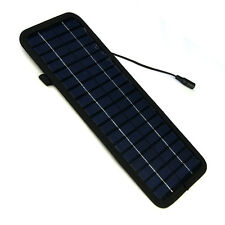 Solar Powered Car Auto Boat Motorcycle 12V Battery Maintainer Trickle Charger CE