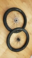 27.5  Cannondale Lefty Wheelset