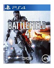 Battlefield 4 (Sony PlayStation 4) Excellent Condition Fast And Free Postage!!