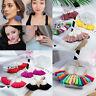Elegant Women Bohemian Earrings Long Tassel Fringe Drop Dangle Ear Stud Jewelry