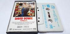 David Bowie – Tonight  K7 CASSETTE EMI America – 2402274