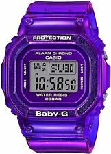 NEW Casio Baby-G BGD-560S-6JF Purple Quartz digital Ladies Watch from Japan