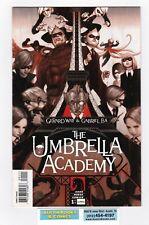 Umbrella Academy #1 Apocalypse Suite 2007 Comic Full Appearance NEVER PRESSED