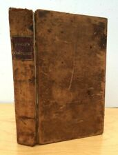 Good'S Nosology 1823 Classification Of Diseases Medical Science History Leather