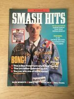 Smash Hits Magazine Feb 1987 George Michael , Duran Duran , Mick Hucknall   VGC