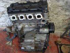 Suzuki GSXR 600 K2 Engine badly damaged by loose rod N714141552 Spares only #29
