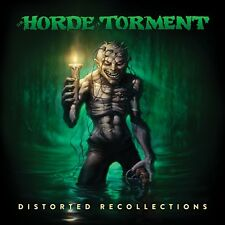 THE HORDE OF TORMENT - Distorted Recollections (NEW*US THRASH METAL*SACRIFICE)