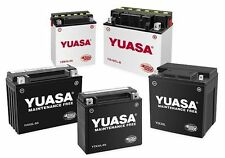 Yuasa Factory Activated Maintenance Free Battery  YTZ14S
