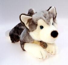Storm Husky Dog 50cm, Cuddly Stuffed Animal Teddy, Keel Plush Soft Toy SD4296