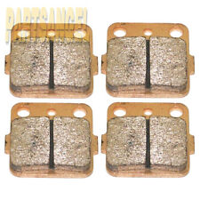 Front Sintered Brake Pads For Yamaha YFM 350 Raptor YFM 600 Grizzly YFM 660