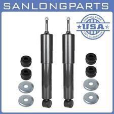 Front Set Shocks Struts absorber For NISSAN 720 PICKUP 344043