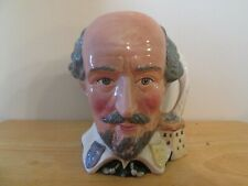 D6689 Toby Jug William Shakespeare Collectors Condition