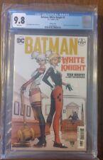 BATMAN WHITE KNIGHT #3 • CGC 9.8 • HARLEY QUINN VARIANT • 1ST NEO JOKER