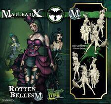 Malifaux: Resurrectionists Rotten Belles (3) Box Set WYR 20204