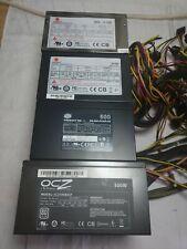 Coolmax CX-550B M-500b cooler master rs-500PCAR-D3 OCZ500MXSP