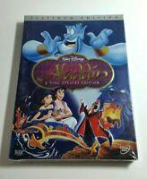 Aladdin, DVD 2-Disc Set, Platinum Edition w/ Slipcover