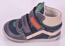 Primigi Allen Infant Boys Blue Suede Shoes UK 4 EU 20 US 4.5