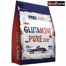 PROLABS glutamina polvere 500 gr, l-glutammina (GLUTAMINE PURE)