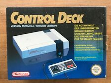 Nintendo Entertainment System NES Console in original Packaging, PAL Version