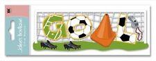 Jolee's GOAL Soccer 3d Title Wave Sticker