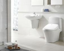 Bio Bidet A8S Serenity Smart Bidet Toilet Seat! Heated Seat & Dryer! (Round)