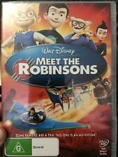Meet The Robinsons NEW/sealed region 4 DVD (2007 animated Disney movie) CHEAP